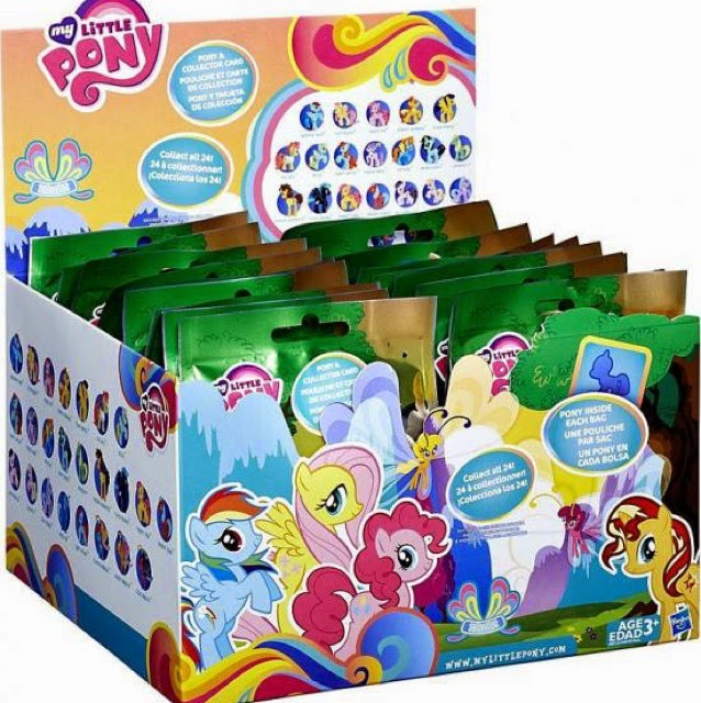 My Little Pony Blind Bag Box Wave 11 - 24 packs