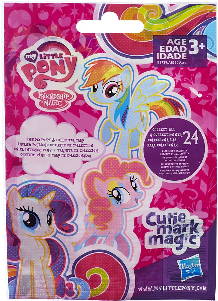 My Little Pony Blind Bag Box Wave 12 - single pack
