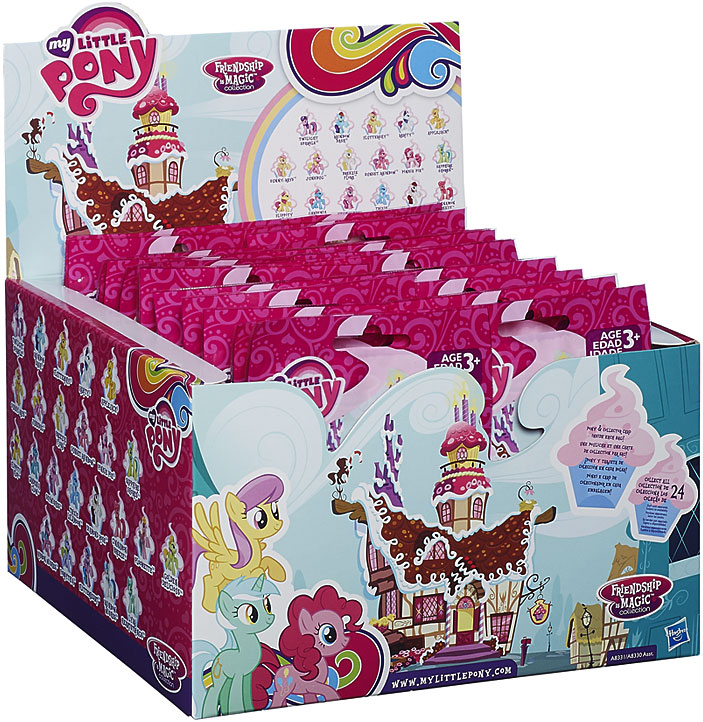 My Little Pony Blind Bag Box Wave 15 - 24 packs