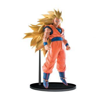 Dragon Ball Banpresto SSJ3 Goku SCultures Big Budoukai Volume 6 Figure