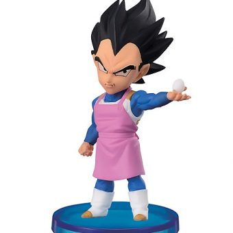 Dragon Ball Banpresto World Collectable Figure WCF Prince Vegeta Mini Figure (Design 4)