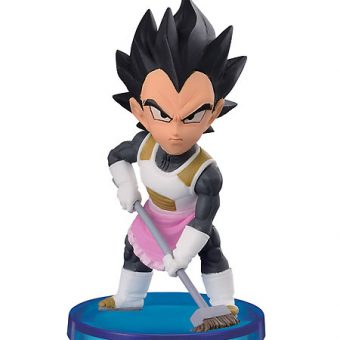 Dragon Ball Banpresto World Collectable Figure WCF Prince Vegeta Mini Figure (Design 6)