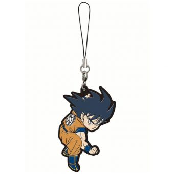 Dragon Ball Ichiban Kuji WCF version ~Z~ Keychain Mascot - Son Goku
