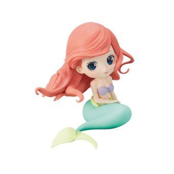 Disney Q Posket Figure The Little Mermaid - Ariel (pastel version)