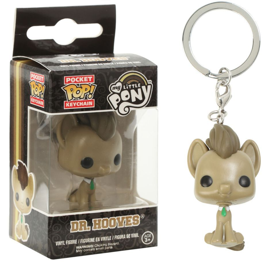 My Little Pony Funko POP! Vinyl Keychain - Dr Hooves