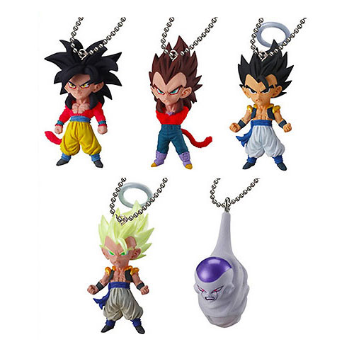 Dragon Ball Udm Burst 15 Keychain Swing Collection Tesla