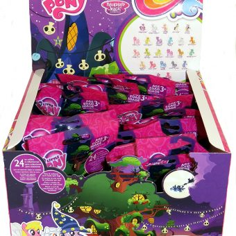 My Little Pony Blind Bag Box Wave 17 - 24 packs