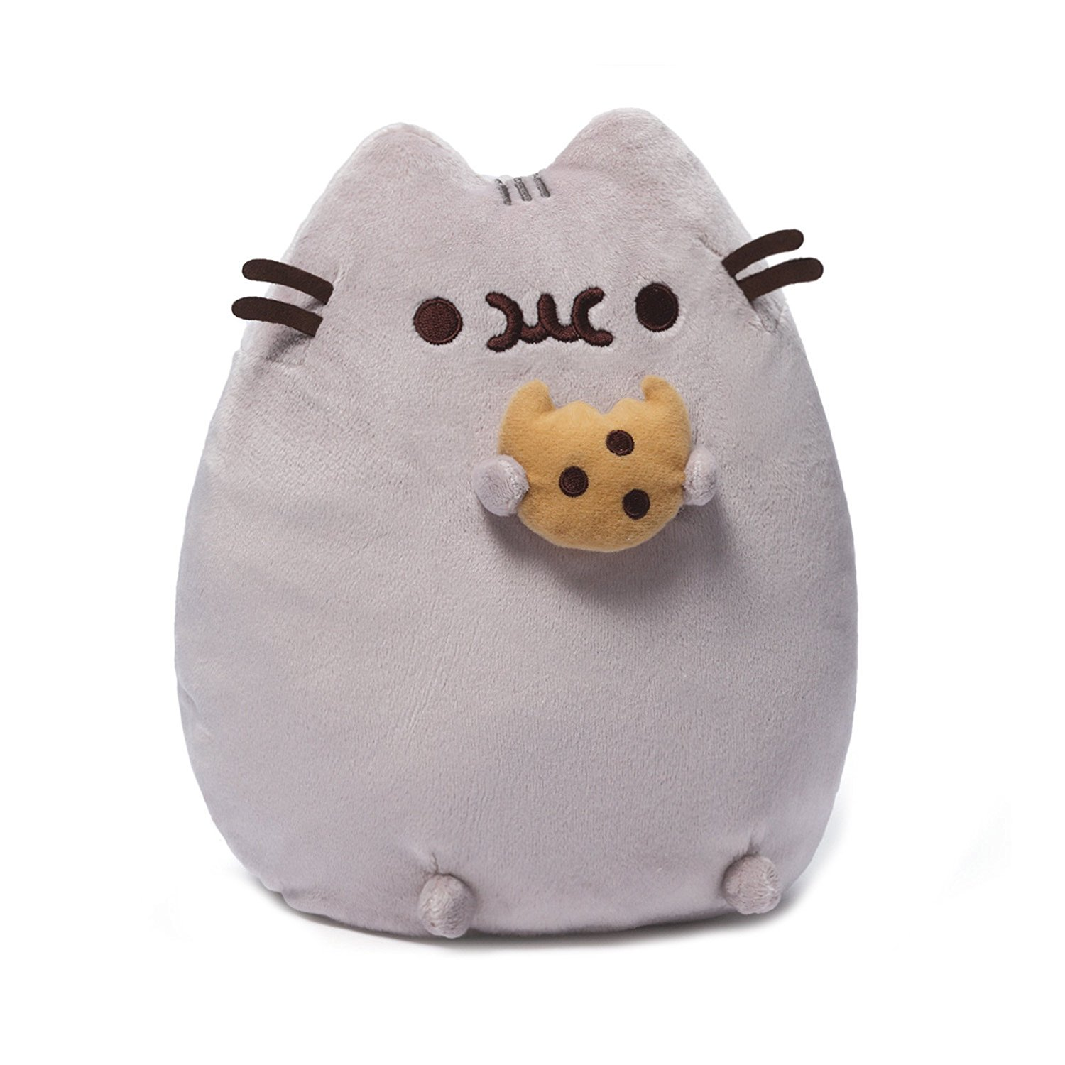 GUND Pusheen the Cat with Cookie Plush