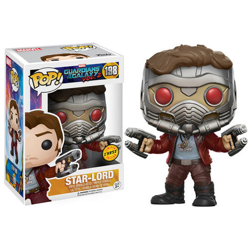 Guardians of the Galaxy 2 Funko POP! Vinyl Chase exclusive - Star-Lord