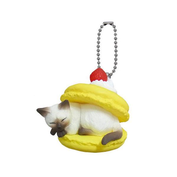 Anicolla Series Cat Cafe Wave 10 Mini Cat Figure