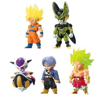 Dragon Ball Adverge Series 1 Mini Figure Collection