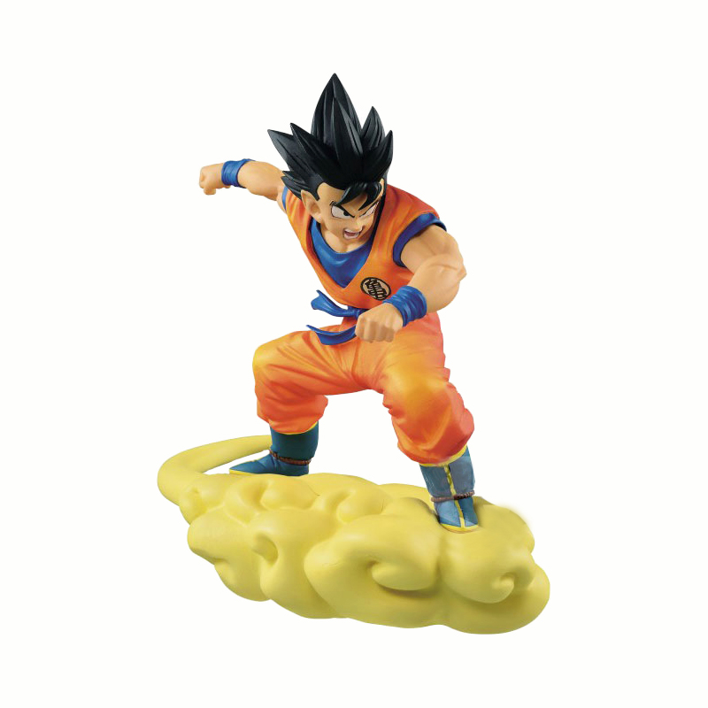 Dragon Ball Z Banpresto Go Flying Nimbus Figure  Son Goku Adolescent