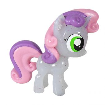 My Little Pony Funko Vinyl Figure - Sweetie Belle (Glitter Exclusive)