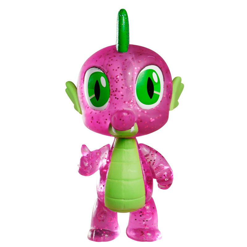 My Little Pony Funko Vinyl Figure - Spike (Glitter Exclusive)