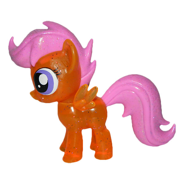 My Little Pony Funko Vinyl Figure - Scootaloo (Glitter Exclusive)