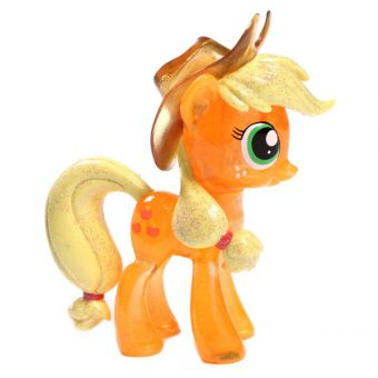 My Little Pony Funko Vinyl Figure - Applejack (Glitter Exclusive)