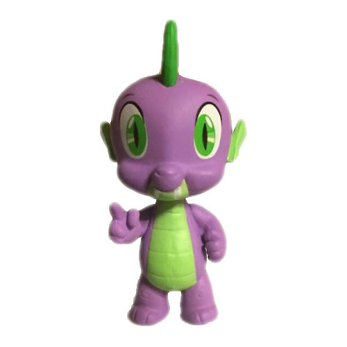 My Little Pony Funko Mystery Minis Series 3 Figure - Spike the Dragon (Hot Topic Colour Exclusive)