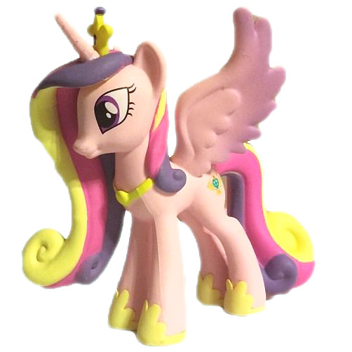 My Little Pony Funko Mystery Minis Series 3 Figure - Princess Cadance (Hot Topic Colour Exclusive)