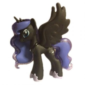 My Little Pony Funko Mystery Minis Series 3 Figure - Princess Luna  (Hot Topic Exclusive)