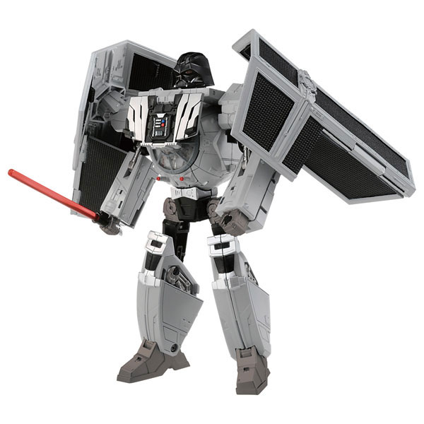 Star Wars Powered By Transformers Takara Tomy 01 Tie