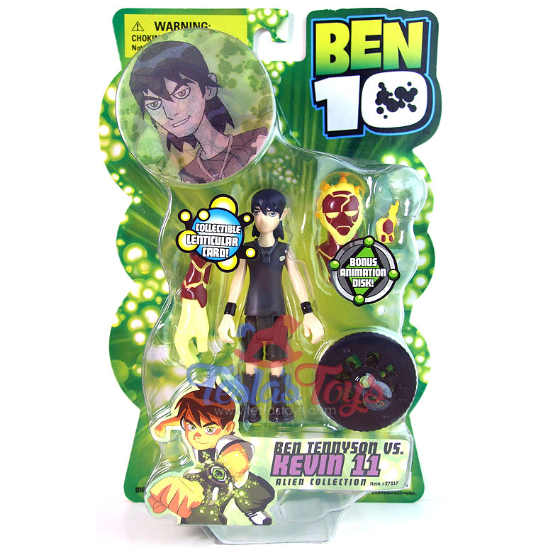 Ben 10 Kevin 11 Figure Only