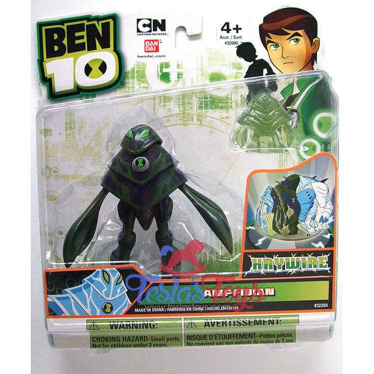 Ben 10 Ultimate Alien Action Figure