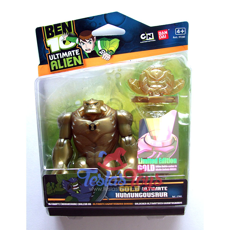 Ben 10 Ultimate Alien Special Edition Action Figure - Ultimate Humungousaur (...