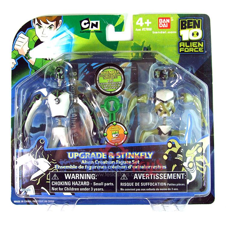 Ben 10 Alien Creation Chamber Mini Figure 2 Pack