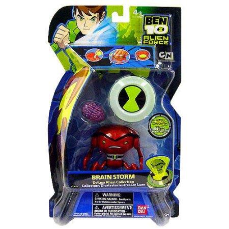 ben 10 alien force deluxe dx alien collection action