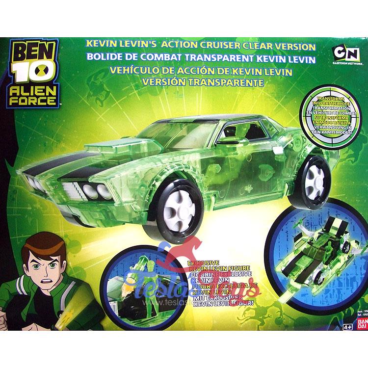 Ben 10 Kevin Car Images: Ben 10 Alien Force Vehicle