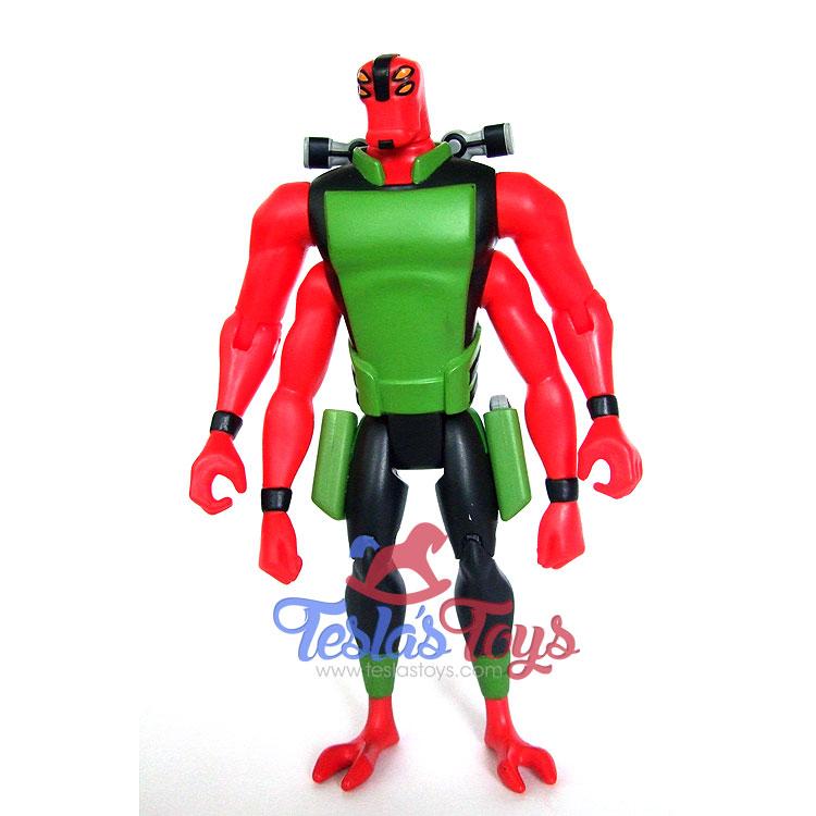 Ben 10 Alien Force Action Figure Manny Loose Tesla S