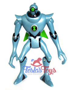Ben 10 Ultimate Alien Special Edition Action Figure Loose Gold NRG