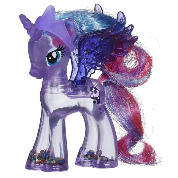 My Little Pony Rainbow Shimmer Princess Luna Ebay