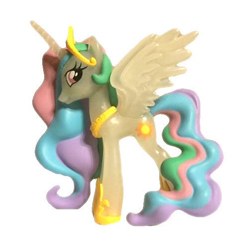 My Little Pony Funko Mystery Minis Series 3 Figure - Princess Celestia (Hot Topic Exclusive)