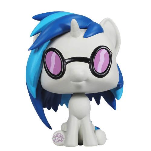 My Little Pony Funko Pop Vinyl Dj Pon 3 Vinyl Scratch