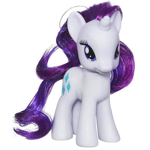 My Little Pony Figure Rarity Loose Tesla S Toys