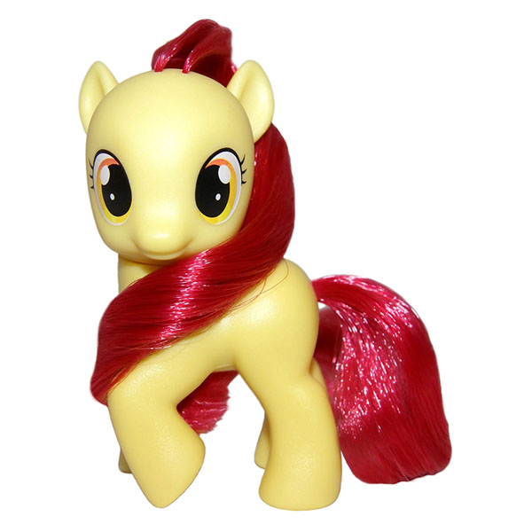 My Little Pony Figure - Apple Bloom with Raised Hoof (Loose ... a16dc4db55b4
