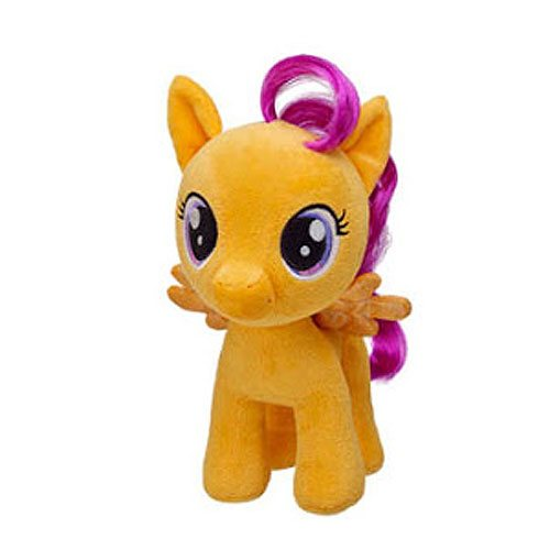 08c9bee2686 My Little Pony Build-A-Bear Plush Toy - Scootaloo - Tesla s Toys