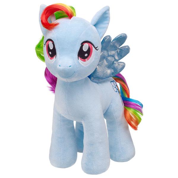 Build A Bear Usa My Little Pony