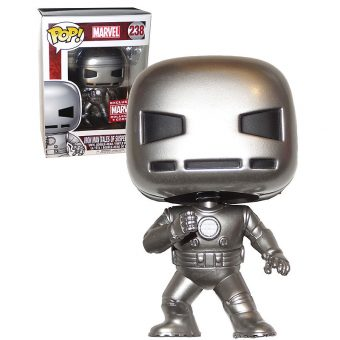 Marvel Collector Corps Funko POP! Exclusive - Iron Man (Tales of Suspense #39)