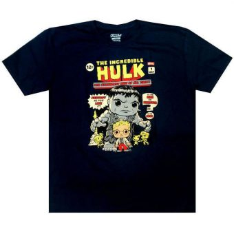 Marvel Collector Corps Funko Exclusive T-Shirt - The Incredible Hulk (Medium)
