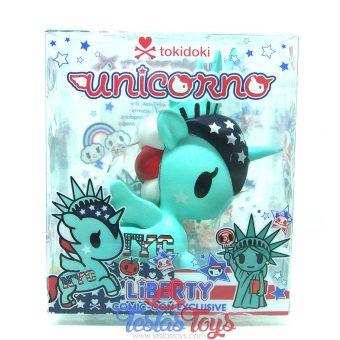 NYCC 2016 Exclusive Tokidoki Unicorno Mini Figure - Liberty
