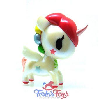 Tokidoki Unicorno Metallico Series 1 Mini Figure - Stellina