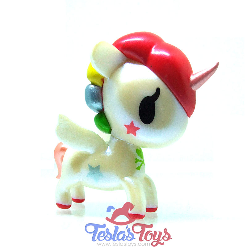 Tokidoki Unicorno Metallico Series 1 Mini Figure - Stellina
