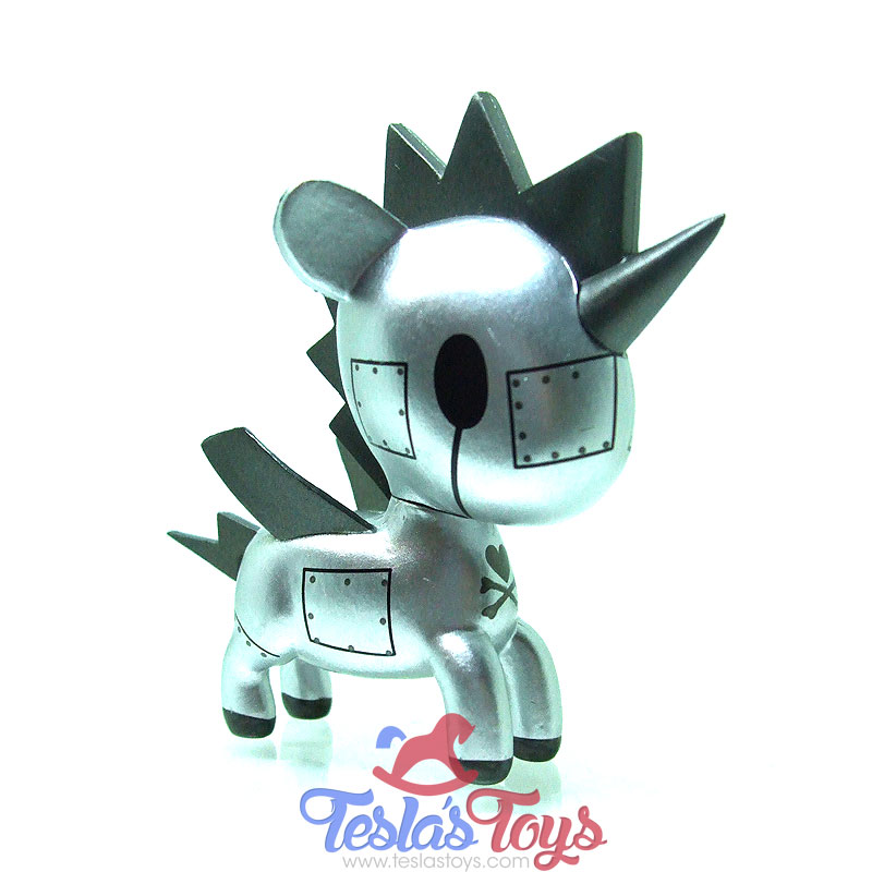 Tokidoki Unicorno Metallico Series 1 Mini Figure - Metallo