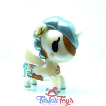 Tokidoki Unicorno Metallico Series 1 Mini Figure - Mooka