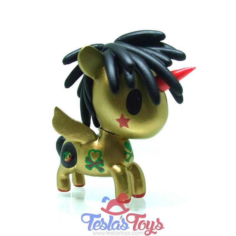 Tokidoki Unicorno Metallico Series 1 Mini Figure - Ritmo
