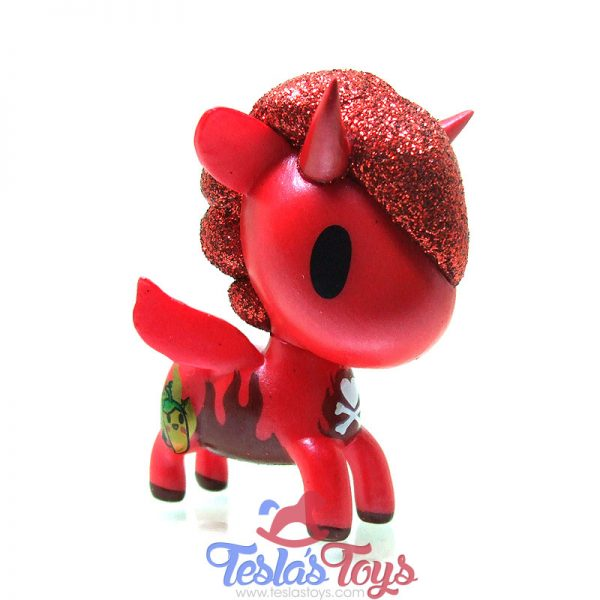 Tokidoki Unicorno Metallico Series 1 Mini Figure - Peperino