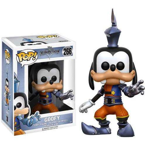 Kingdom Hearts Funko POP! Vinyl Gamestop Exclusive - Armored Goofy