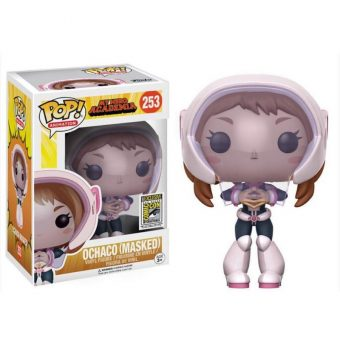 SDCC 2017 Exclusive My Hero Academia Funko POP! Vinyl - Ochaco (Masked)